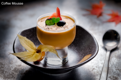 Coffee-Mousse